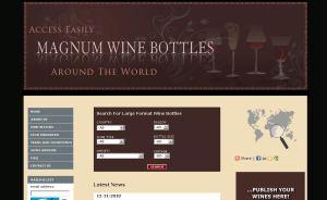 Magnum Wine Botlles